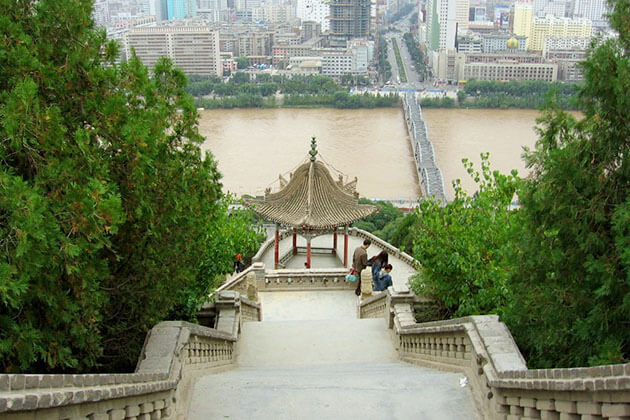 Lanzhou- best palce to visit in China Silk Road tour