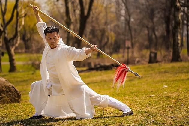Legend of Chinese Kungfu (1)