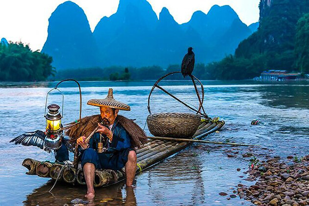 Li River discovery from China travel