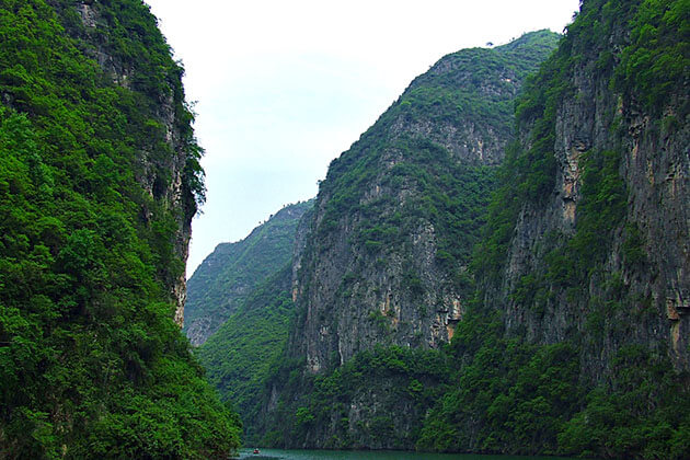Little Three Gorges of the Yangtze River