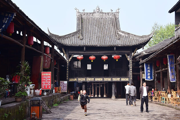 Luocheng Old Street best destination in China vacation package