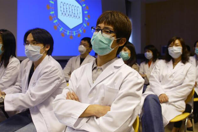 Many Coronavirus-Infected Case has been Solved in Some Countries