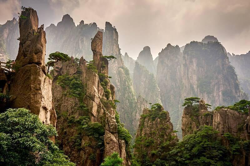 Mount Huangshan Adventure Tour – 4 Days