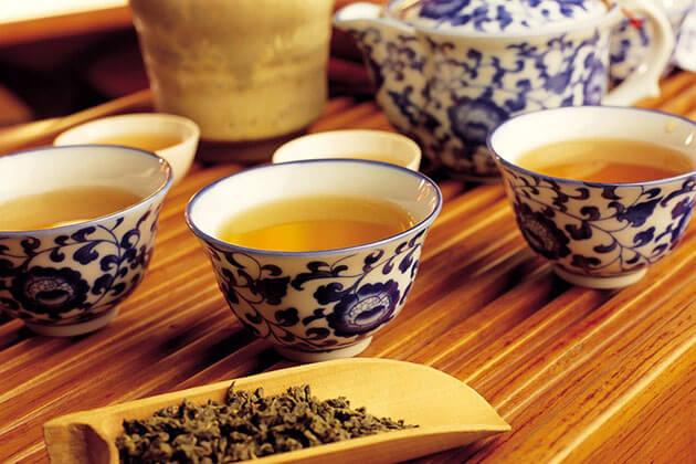 Oolong Tea - most popular tea in China (1)