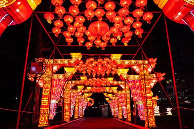 Origin of Chinese Lantern Festival