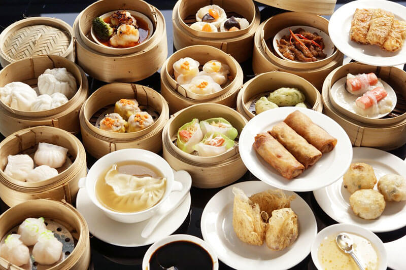 Popular Traditional Chinese Food