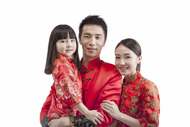 Popular Chinese New Year Clothes