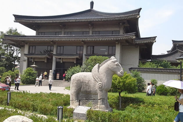 Shaanxi History Museum - Xian attraction