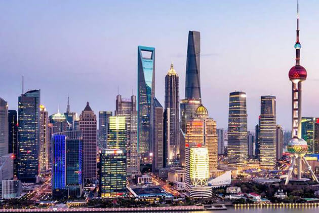 Shanghai best destination in China tour holiday