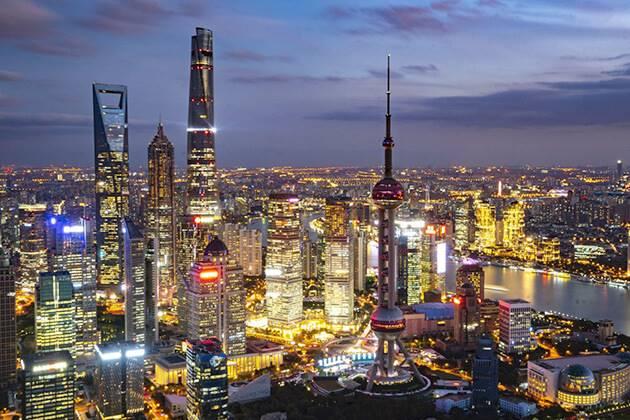 Shanghai best destination to visit in China Chengdu panda tour