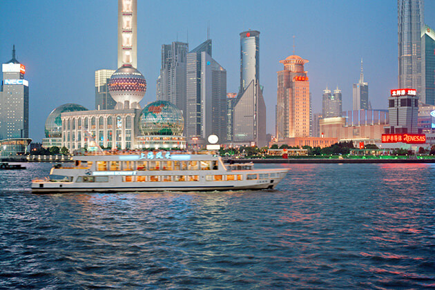 Shanghai best travel city of China tour