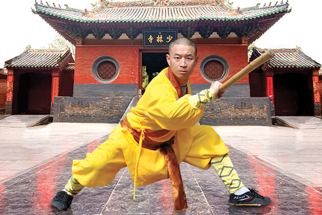 Shaolin Kungfu - best thing to see in China tour