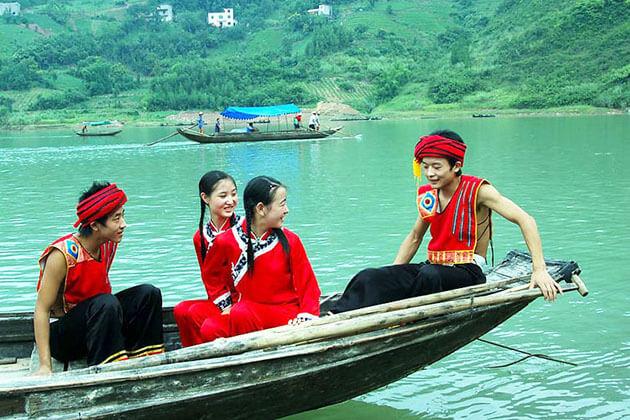 Shennong Stream - Tujia Ethnic Culture
