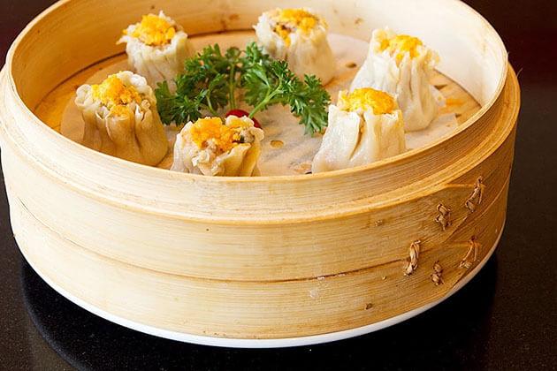 Enjoy Shui Jiao Dumplings in China