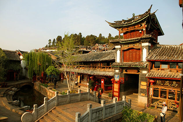 Sifang Jie Street best place to visit in China vacation
