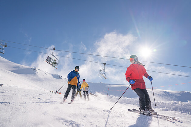 Skiing must-thing to explore in China