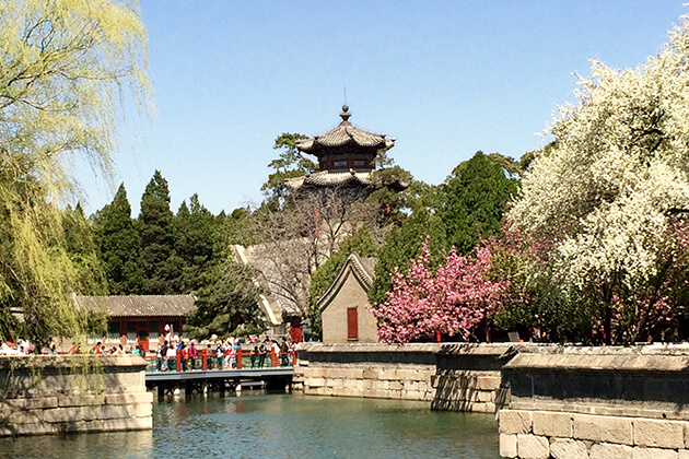 Summer Palace - a must see place in China