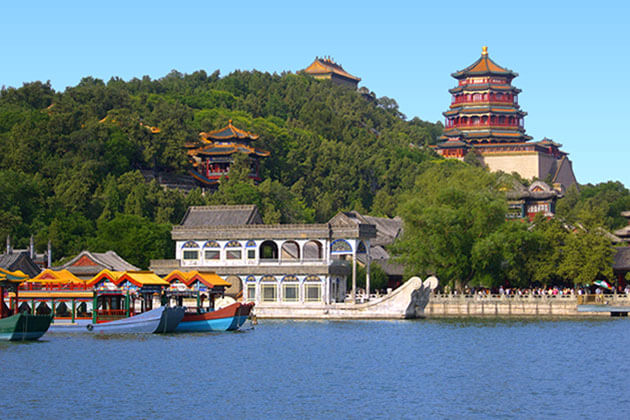 Summer Palace- best place to visit in China