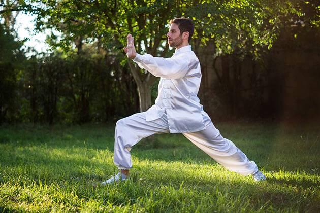 Tai Chi Quan in Chinese Kungfu