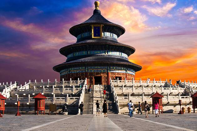 Temple of Heaven exploration from China vacation tour