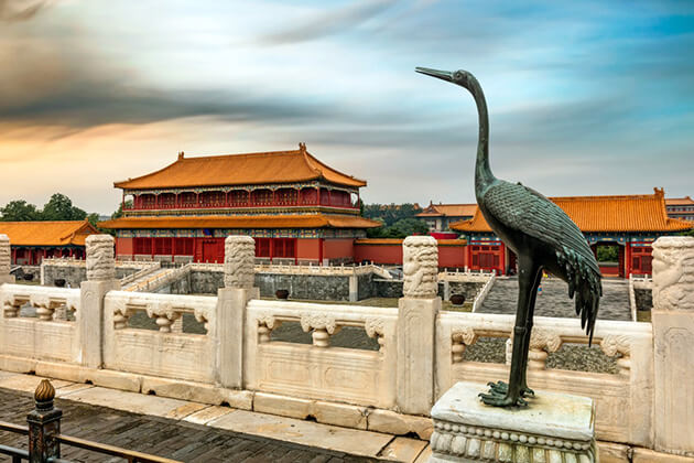 The Forbidden City a must-see for travelers in China tours