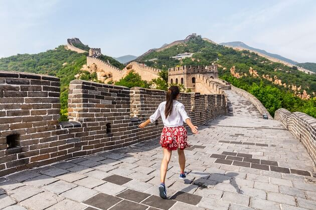 The Great Wallof China - best place to visit in China