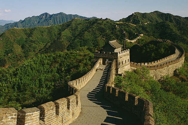 The Great wall of China a must-see place in China tours
