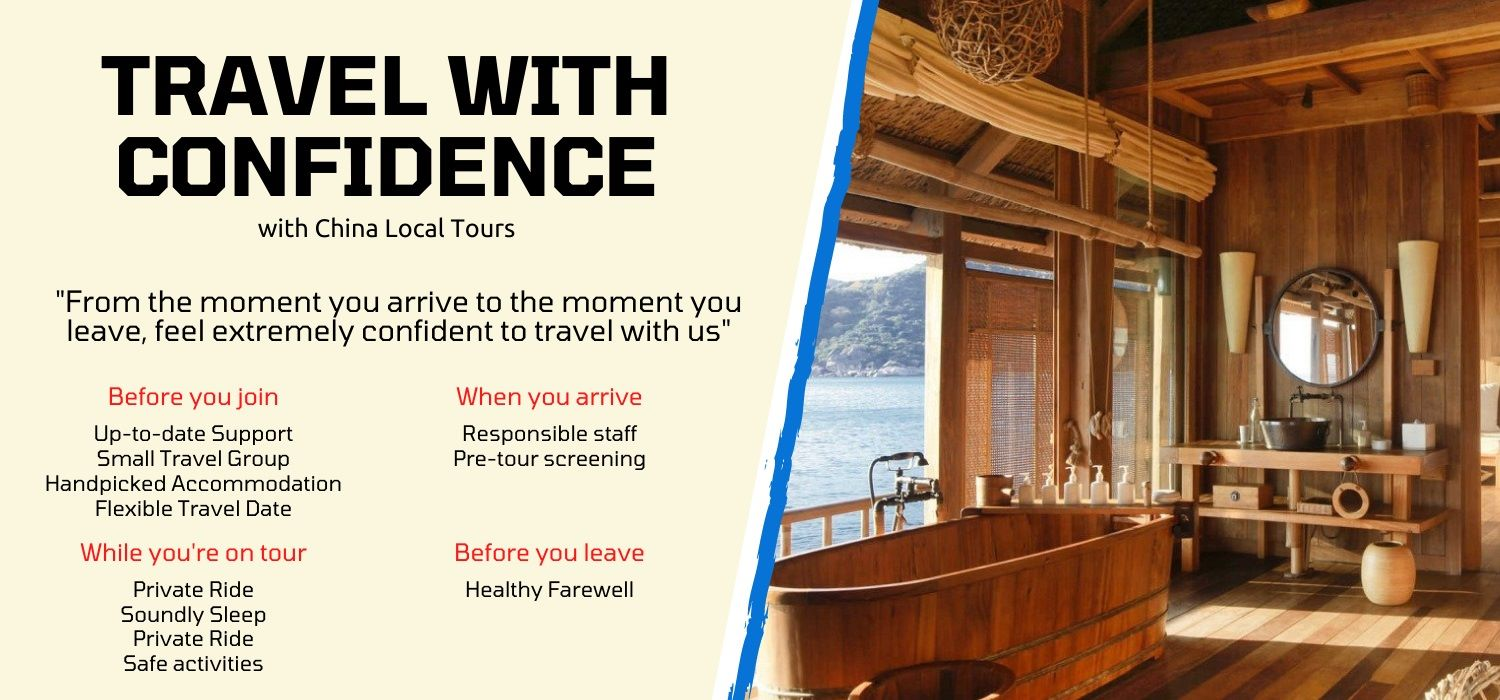 Travel china tour packages with great Confidence