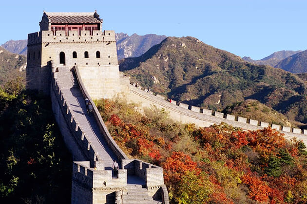 Visit Badaling Great Wall, China