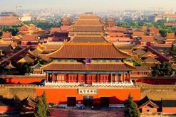 Visit Forbidden City, Beijing