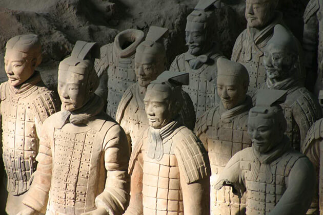 Visit Terracotta Army - things to do in China