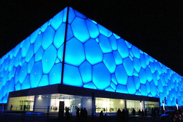 Water Cube - National Aquatics Center