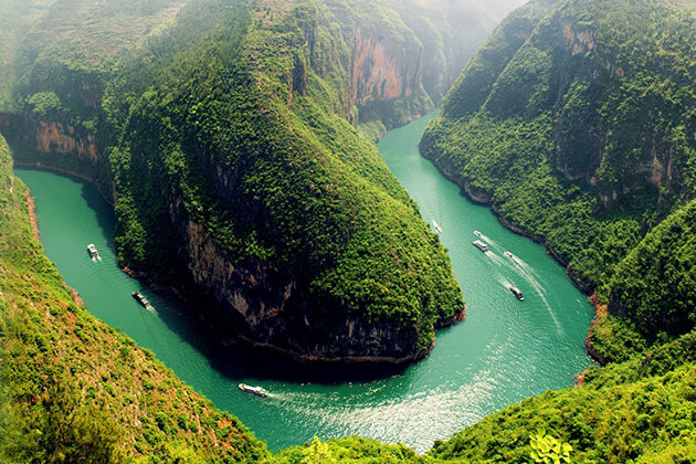 Weather in Major Cities along the Yangtze River Tour