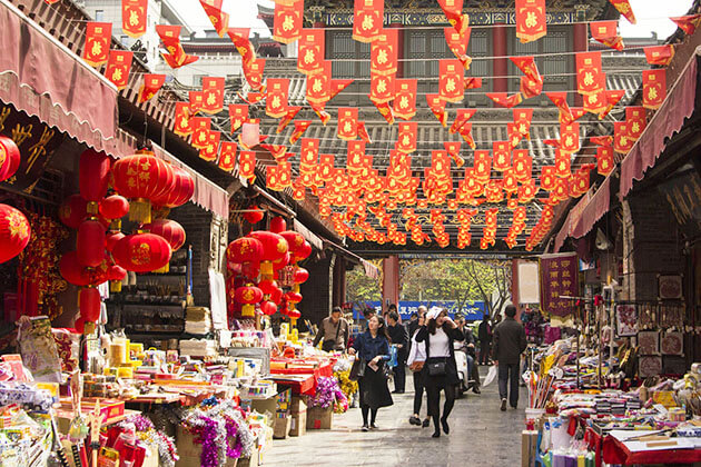 Where to Buy Chinese souvenirs- China Local tours