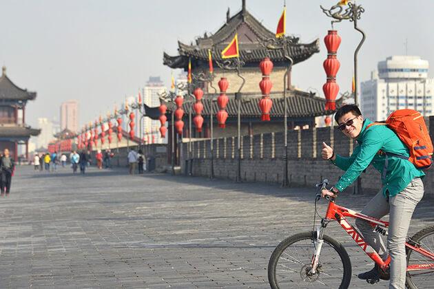 Xi'an City Wallin China Silk Road Tour