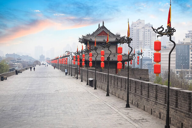 Xi'an - ideal destination for China tour