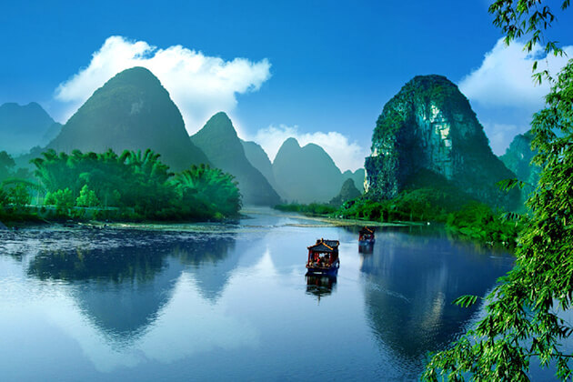Xingping best destination in China tours