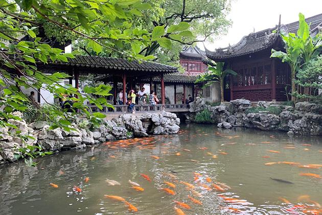 Yu Garden - best destination in China tour