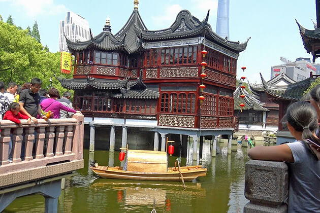 Yu Garden in China - best place to visit in China tour