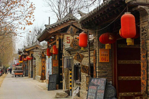 Yuanjia Village - best place to visit in Xian