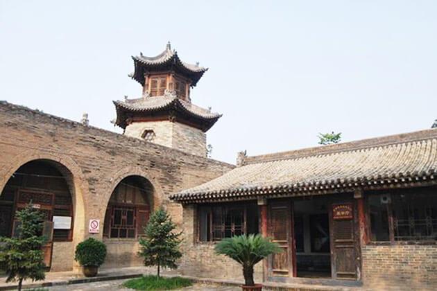 Zhangbi Ancient Castle Pingyao, China