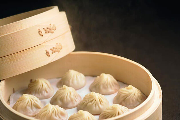 enjoy Xiaolong Bao at Din Tai Fung - best thing to do in Shanghai