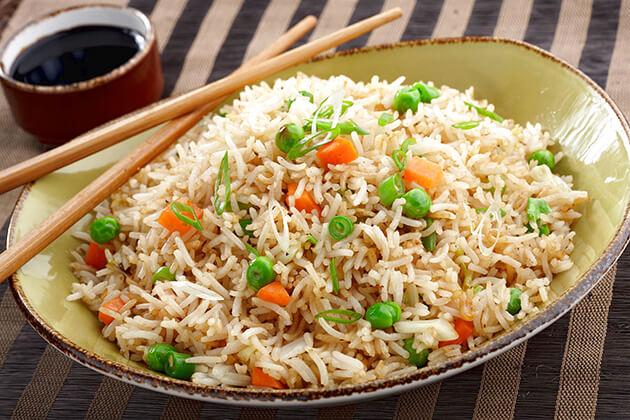 enjoy Yangzhou Fried Rice in China Local Tours