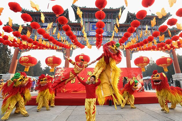 experience Spring Festival -must thing to do in China tour