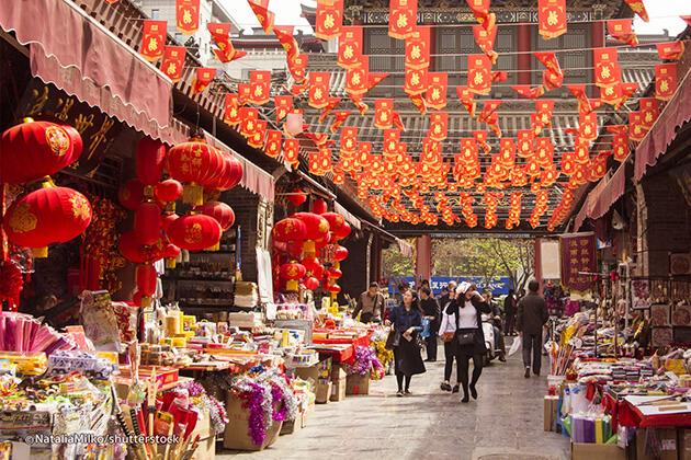 explore Muslim Quarter from China tour