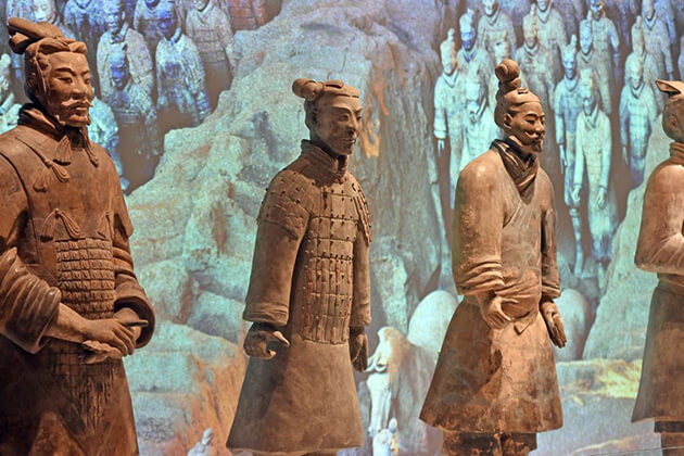 explore Terracotta Army in China adventure tour