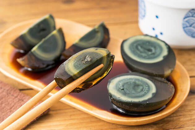 special Century egg in China