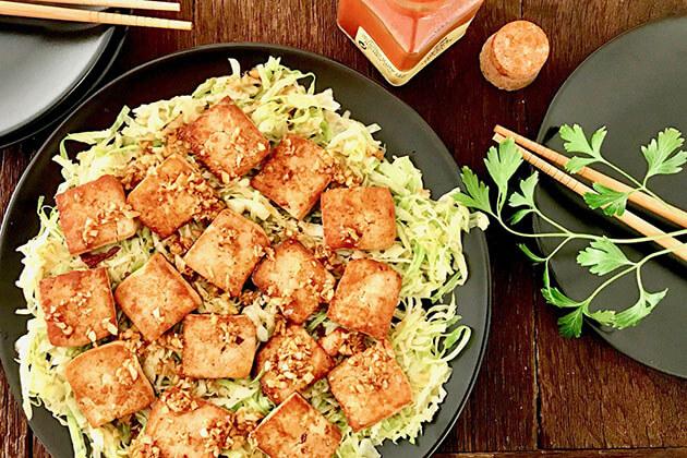 tasty Stinky Tofu in China