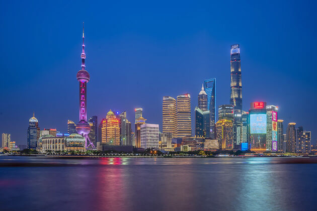 the Bund - best attraction in Shanghai