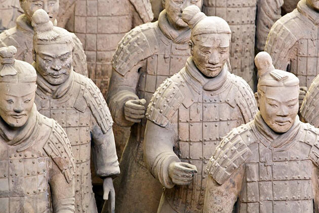 visit Terracotta Army from China tour package (1)